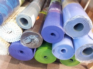 Shopping for a Yoga mat
