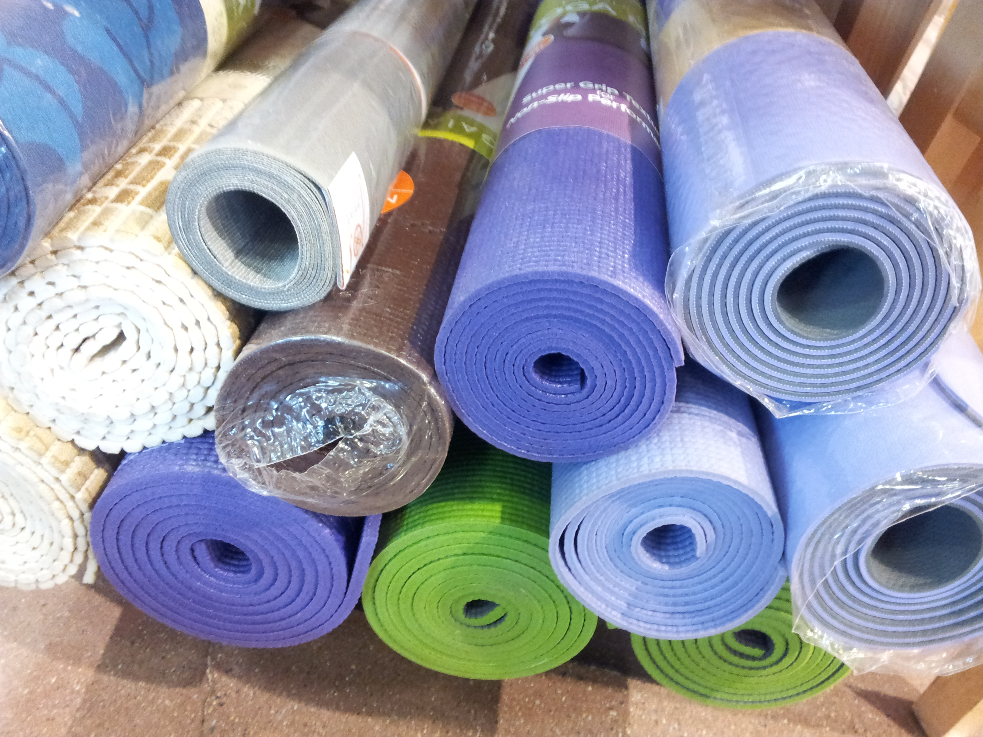 Best Yoga Mat Comparison Guide Hathayoga Com