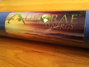 Aurorae Synergy Yoga Mat-Towel