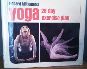 Richard Hittleman's Yoga 28 Day Plan cover