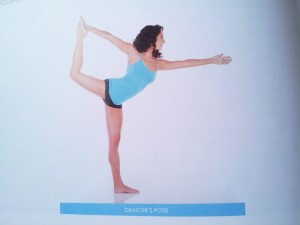 yogalosophy dancers pose