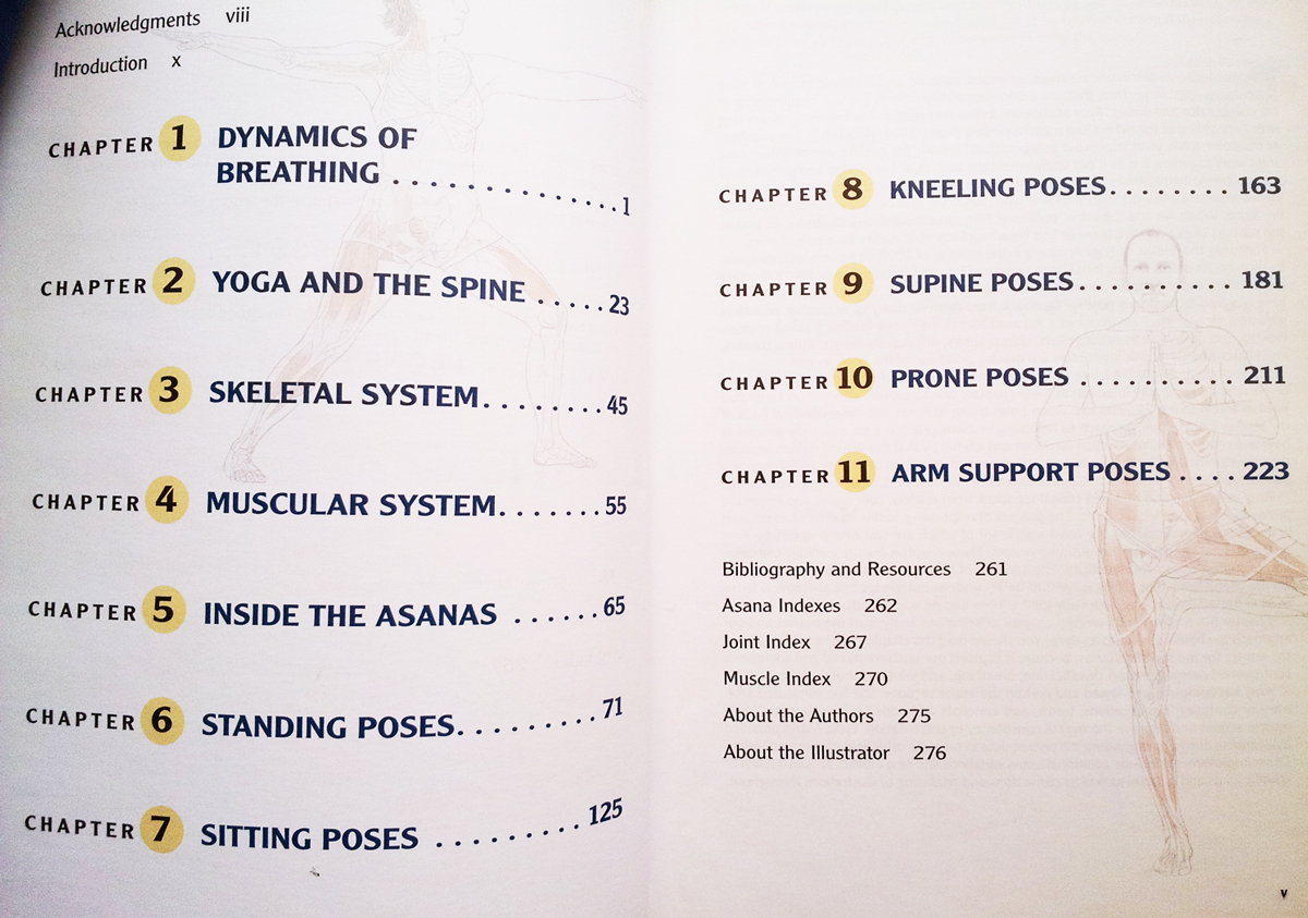 Yoga Anatomy - 2nd Edition review - HathaYoga.com
