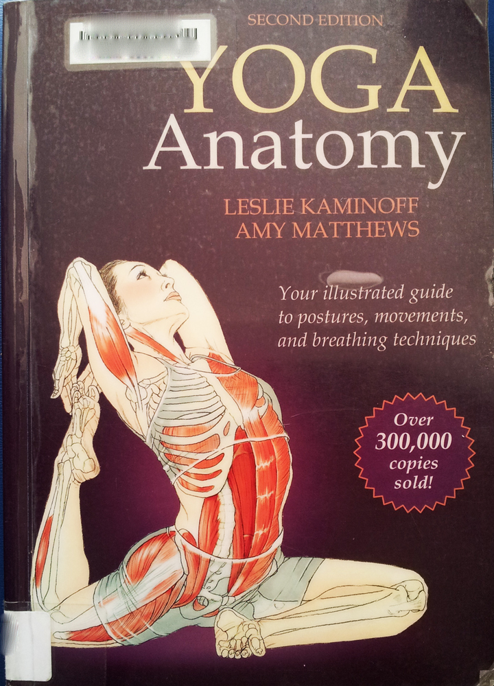 Yoga Anatomy 2nd Edition Review Hathayoga
