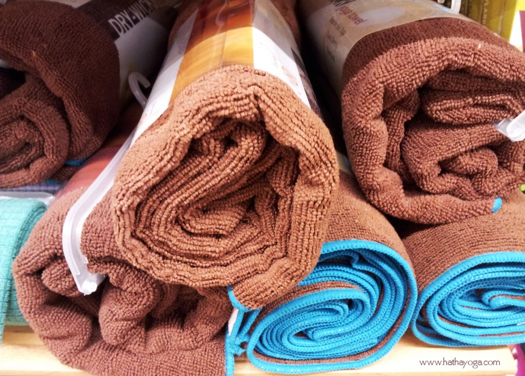 What's the best yoga towel for you?